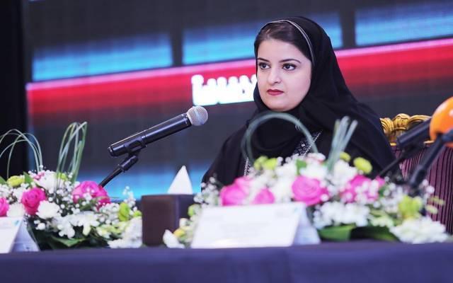 رئيس مجلس إدارة مجموعة تداول السعودية، سارة السحيمي - أرشيفية
