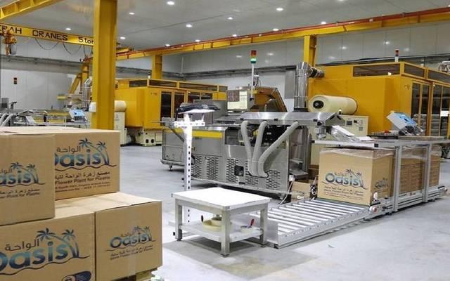 مصنع تابع لشركة زهرة الواحة للتجارة