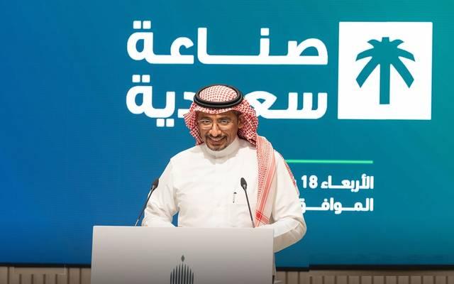 وزير الصناعة والثروة المعدنية بالسعودية، بندر الخريف، أرشيفية