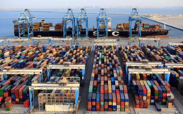 بضائع وصادرات - أرشيفية
