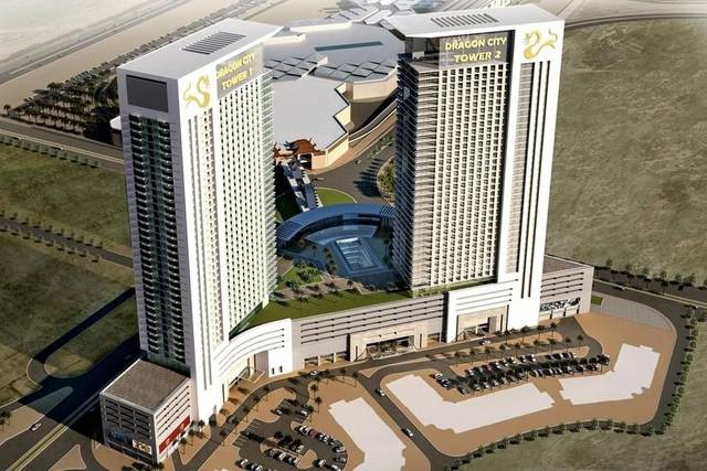 The project is slated to include two 37-storey buildings