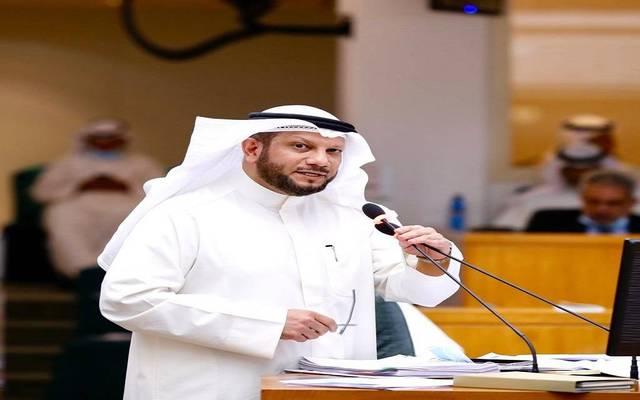 براك الشيتان وزير المالية الكويتي