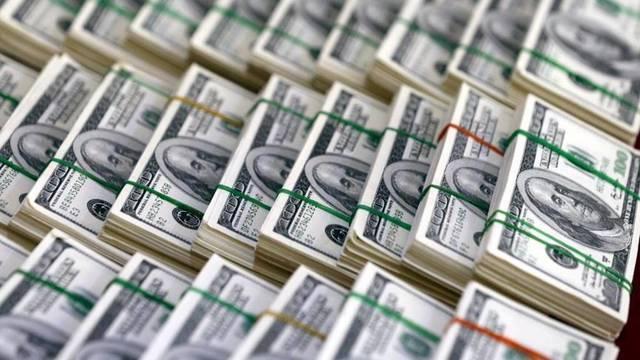 تراجعت استثمارات الدولة في السندات الأمريكية  على أساس سنوي بنسبة 6%