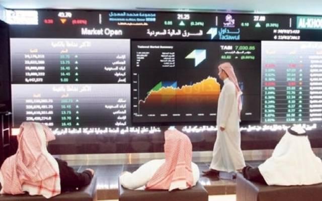 متعاملون بسوق الأسهم السعودية- تداول