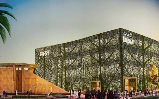 جناح الهند في إكسبو 2020 دبي