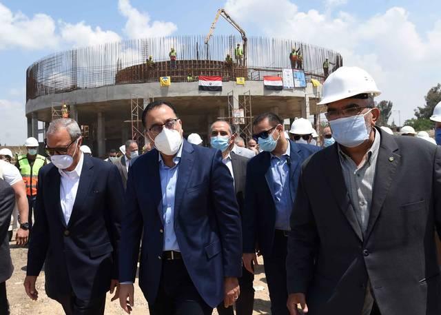 رئيس مجلس الوزراء المصري مصطفى مدبولي - أرشيفية