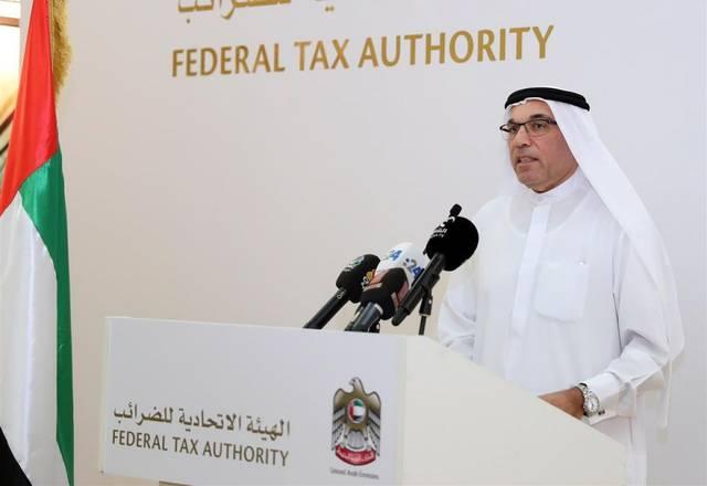 خالد علي البستاني، مدير عام الهيئة الاتحادية للضرائب في الإمارات