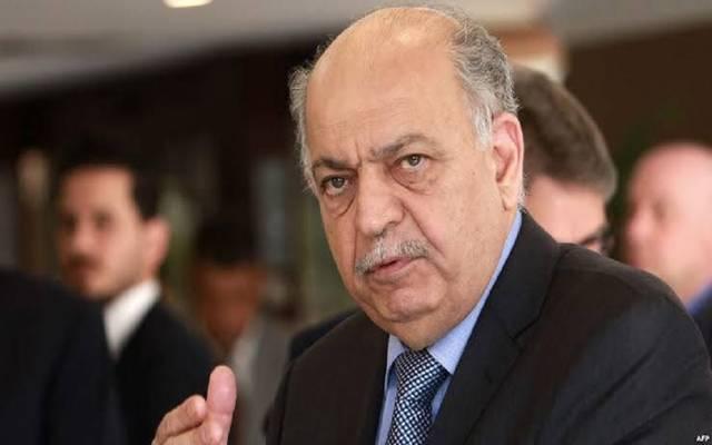 وزير النفط العراقي- ثامر الغضبان، أرشيفية