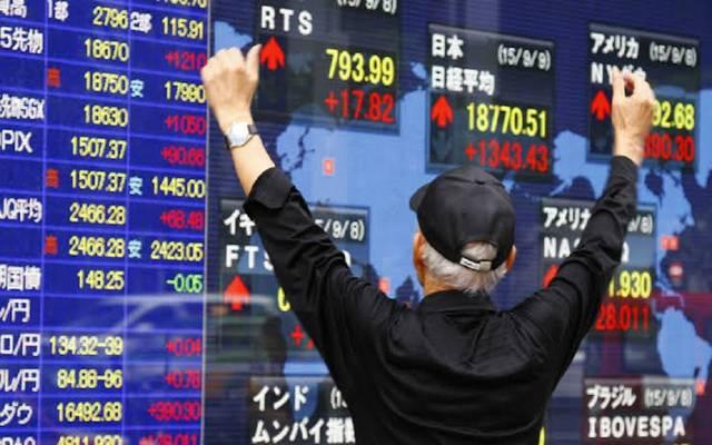 ارتفاع الأسهم اليابانية عند نهاية التعاملات