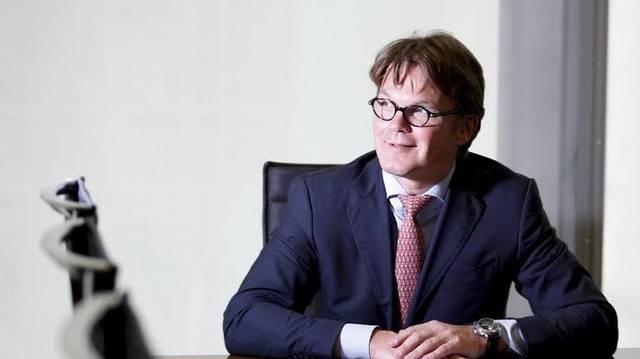 JP Morgan Chase & Co's Sjoerd Leenart