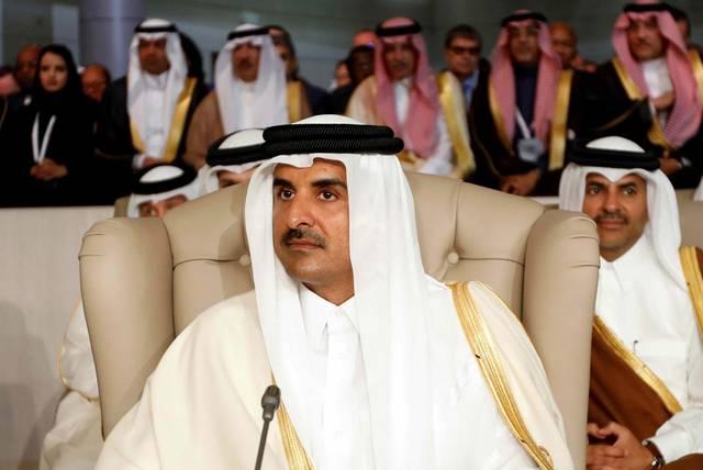 \أمير قطر الشيخ تميم بن حمد آل ثاني