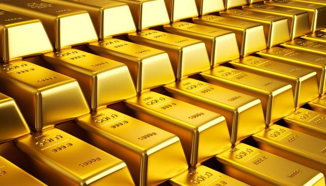 Gold prices down 0.5%