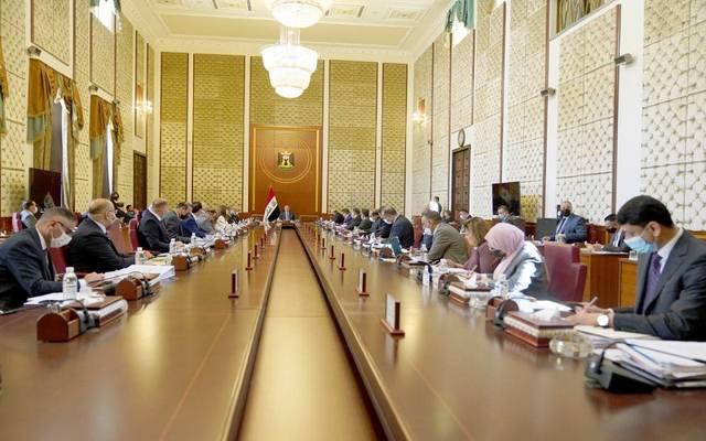 """""""الوزراء"""" العراقي يصدر 6 قرارات جديدة.. بينها إقرار استراتيجية مكافحة الفساد"""