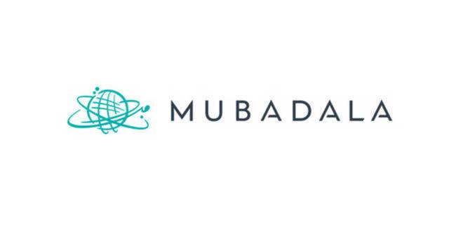 شعار شركة مبادلة للاستثمار الإماراتية
