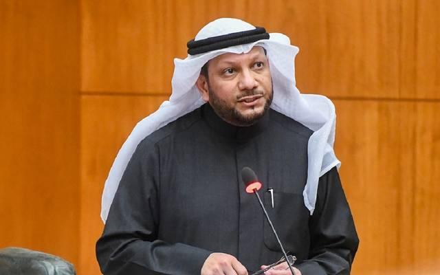 وزير المالية الكويتي ، براك الشيتان