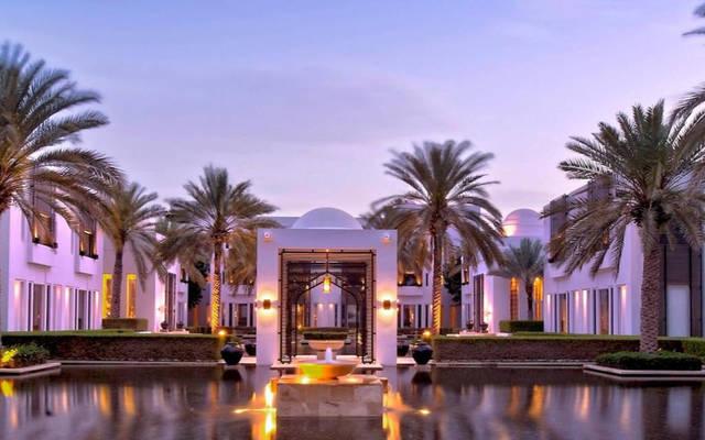 أحد فنادق العالمية في سلطنة عُمان