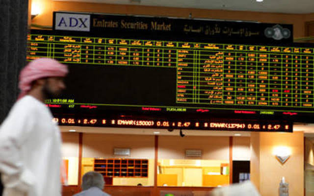 The ADX's general index levelled up by 0.39%
