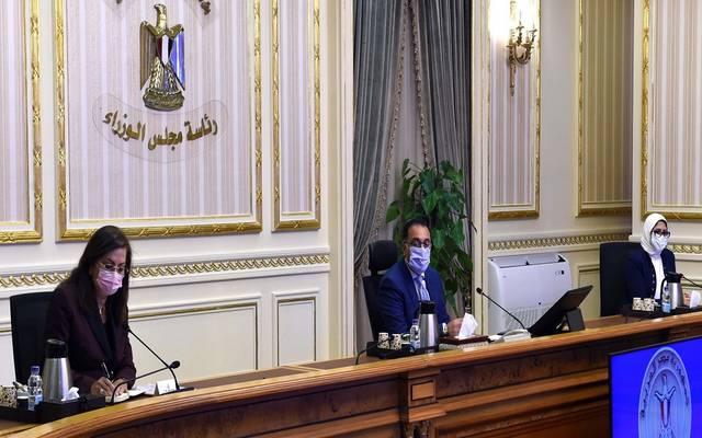 اجتماع رئيس الوزراء المصري لمتابعة مستجدات ملف تجميع وتصنيع مشتقات البلازما