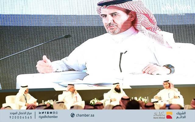 جانب من فعاليات مجلس صناعيي الرياض