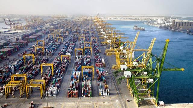 Exports registered AED 189.8 billion in 2017