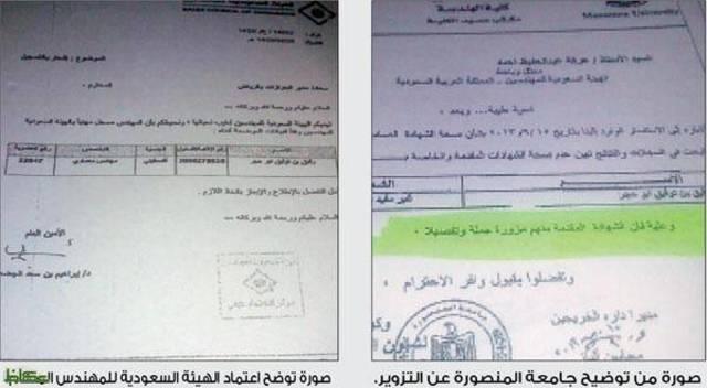 الشقاوي يؤكد ادعاءات الدلبحي والمهندس المتهم بالتزوير ينفي معلومات مباشر