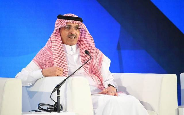 Saudi Minister of Finance, Mohammed Al Jadaan
