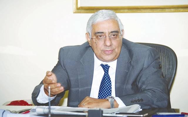 رئيس مجلس ادارة المصرف المتحد أشرف القاضي - أرشيفية