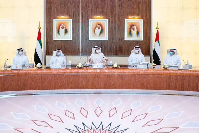 مجلس الوزراء الإماراتي