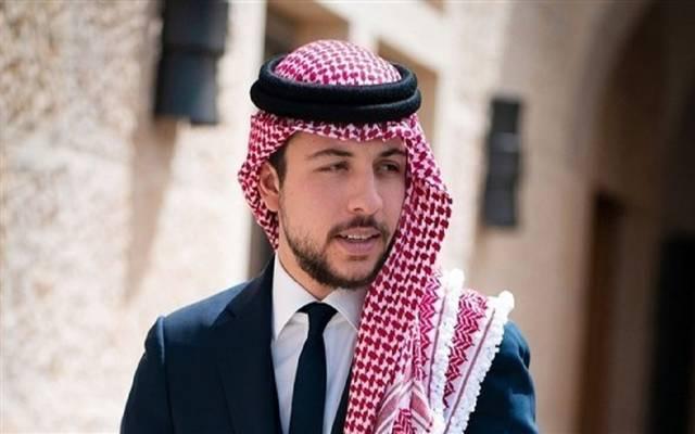 ولي العهد الأردني