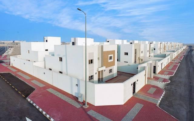 وحدات سكنية في مدينة الأحساء بالسعودية