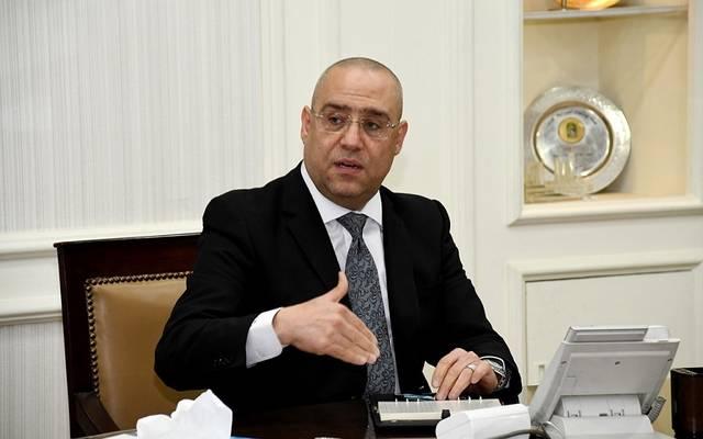 وزير الإسكان والمرافق والمجتمعات العمرانية المصري عاصم الجزار - أرشيفية