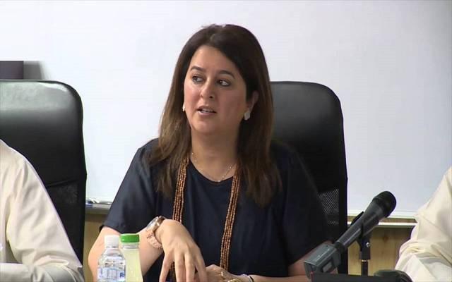 وزيرة الأشغال العامة ووزيرة الدولة لشؤون الإسكان الكويتية رنا الفارس