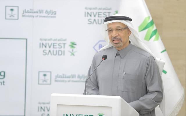 وزير الاستثمار السعودي، خالد بن عبدالعزيز الفالح، أرشيفية
