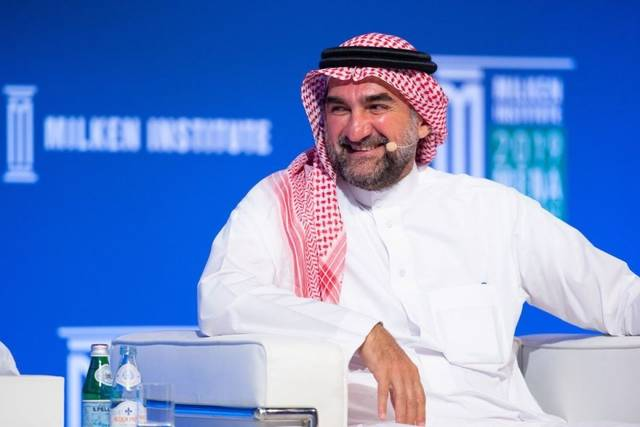 رئيس مجلس إدارة شركة أرامكو السعودية ياسر الرميان
