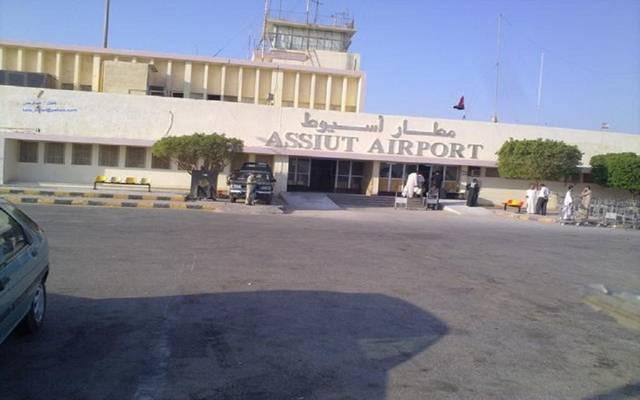 مطار أسيوط - أرشيفية