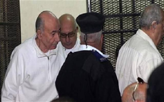 وزير الزراعة الأسبق يوسف والي