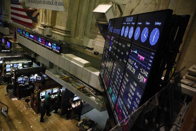 محللون: شكوك حول الإصلاحات المالية الأمريكية تضغط على الأسواق العالمية