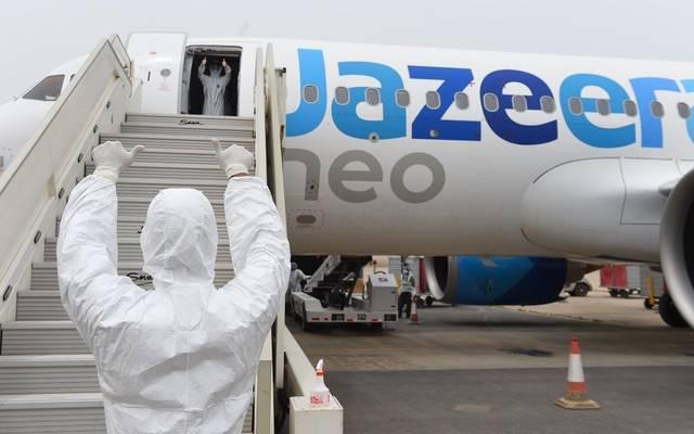 جائحة كورونا تُكبد طيران الجزيرة 9.9 مليون دينار خسائر بالنصف الأول