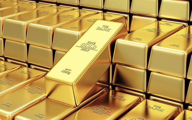 Gold levels up at Monday's finish