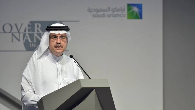 Amin Nasser, President and CEO of Aramco - (Photo Archive)