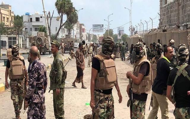 التحالف بقيادة السعودية يعلن وقف إطلاق النار في عدن