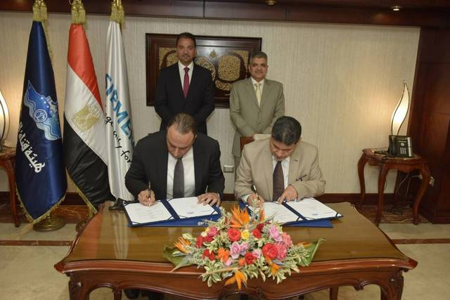 The two sides will consider developing Martyr Ahmed Hamdy Tunnel I.
