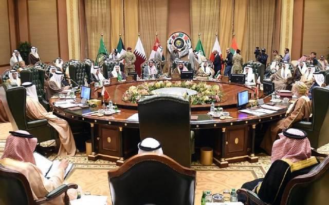 أحد اجتماعات مجلس التعاون الخليجي