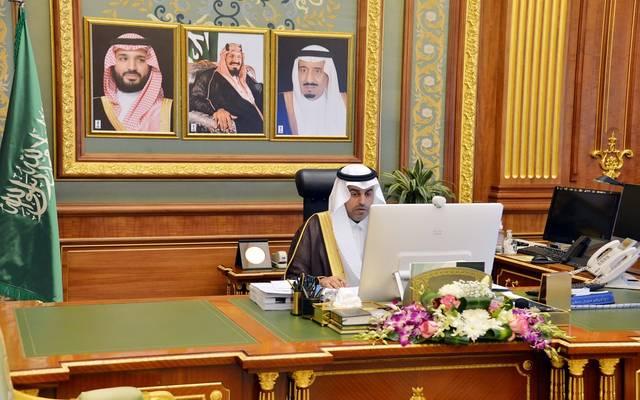 جانب من جلسة مجلس الشورى السعودي برئاسة نائب رئيس المجلس مشعل السُّلمي