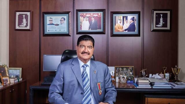 """بي آر شيتي، مؤسس """"إن إم سي"""" أكبر مزود خاص لخدمات الرعاية الصحية بدولة الإمارات"""