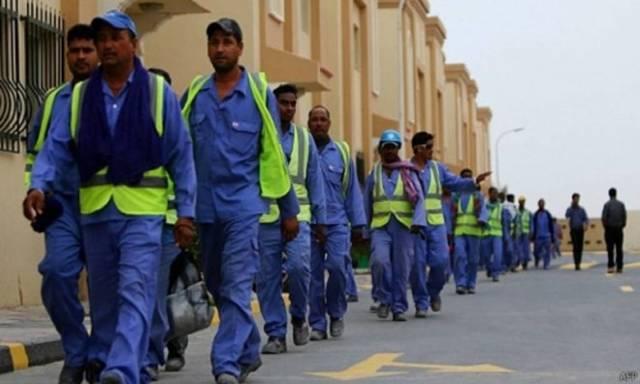 حجم العمالة الأجنبية يتجاوز 100 ألف عامل بالعراق