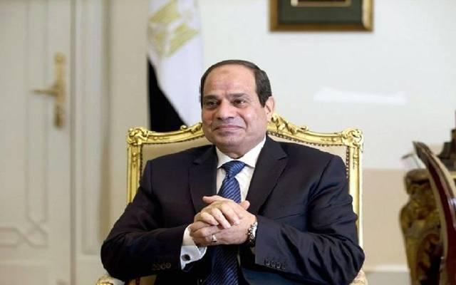 he Egyptian president Abdel Fattah El-Sisi