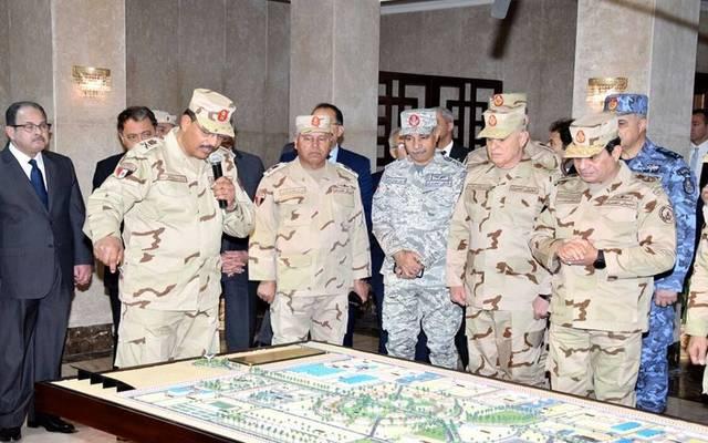 الرئيس وجه نداءً وطنياً للتبرع لصندوق تحيا مصر القائم بأعمال التنمية في سيناء