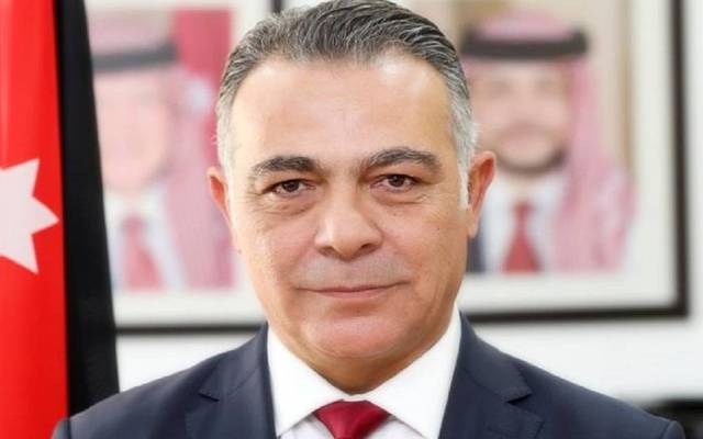 وزير التخطيط والتعاون الدولي الأردني وسام الربضي