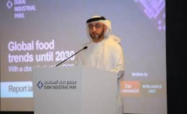 سعود أبوالشوارب المدير العام لمدينة دبي الصناعية